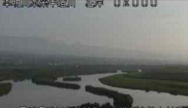本明川半造川合流点ライブカメラは、長崎県諫早市仲沖町の半造川合流点に設置された本明川が見えるライブカメラです。