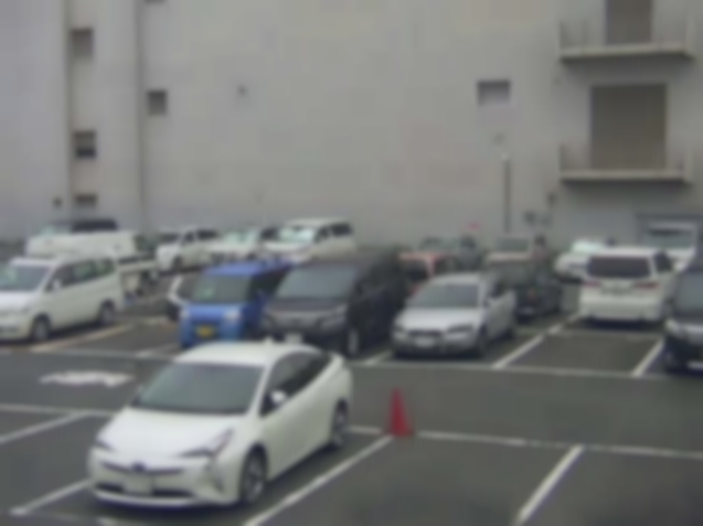 NTTルパルク辰巳第1駐車場4ライブカメラは、東京都江東区辰巳のNTTルパルク辰巳第1駐車場に設置されたコインパーキングが見えるライブカメラです。