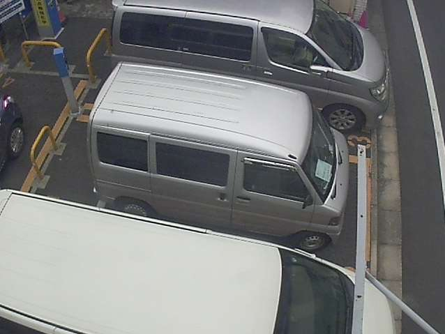 NTTルパルク池袋3丁目第2駐車場ライブカメラは、東京都豊島区池袋のNTTルパルク池袋3丁目第2駐車場に設置されたコインパーキングが見えるライブカメラです。