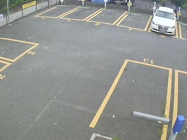 NTTルパルク田園調布第2駐車場ライブカメラは、東京都大田区田園調布のNTTルパルク田園調布第2駐車場に設置されたコインパーキングが見えるライブカメラです。