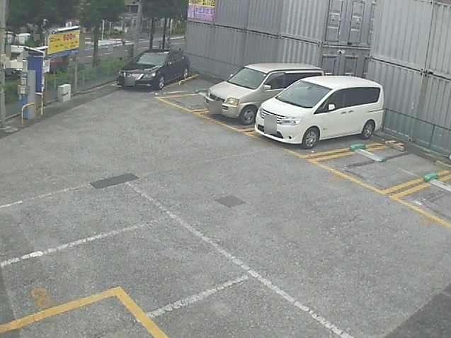 NTTルパルク西新小岩第2駐車場1ライブカメラは、東京都葛飾区西新小岩のNTTルパルク西新小岩第2駐車場に設置されたコインパーキングが見えるライブカメラです。