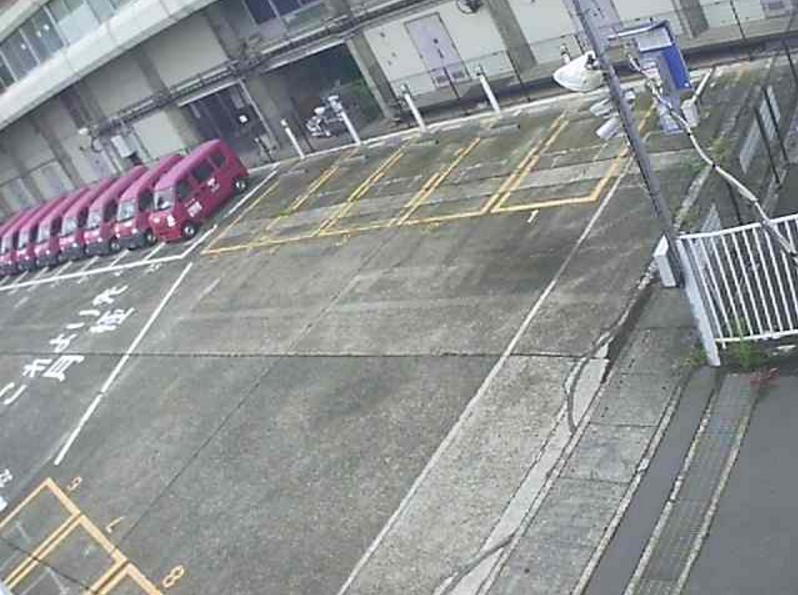 NTTルパルク唐ヶ崎第2駐車場ライブカメラ(東京都目黒区中央町)