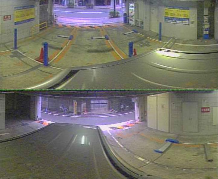 NTTルパルク新宿御苑駐車場ライブカメラ(東京都新宿区新宿)