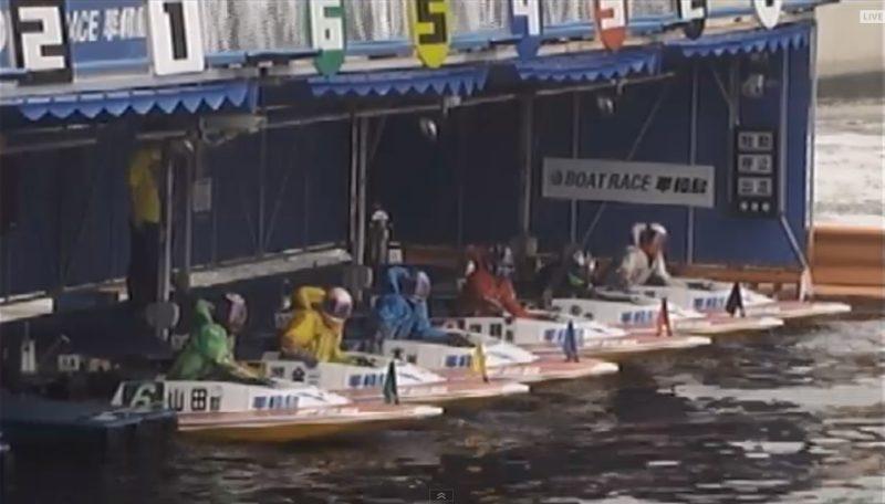競艇 ライブ 中継 平和島