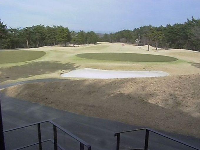こだまゴルフクラブライブカメラ(埼玉県本庄市児玉町入浅見)