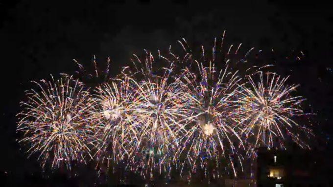 小山の花火ライブカメラ(栃木県小山市小山)