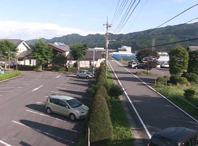 みなかみ町須川観測所ライブカメラは、群馬県みなかみ町須川の須川観測所に設置された豊楽館付近が見えるライブカメラです
