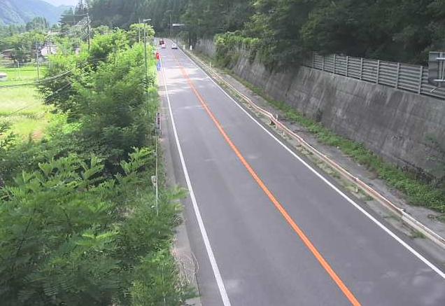 国道148号立の間ライブカメラは、長野県白馬村北城の立の間に設置された国道148号が見えるライブカメラです。