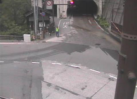 国道158号中ノ湯1ライブカメラは、長野県松本市安曇の中ノ湯に設置された国道158号が見えるライブカメラです。