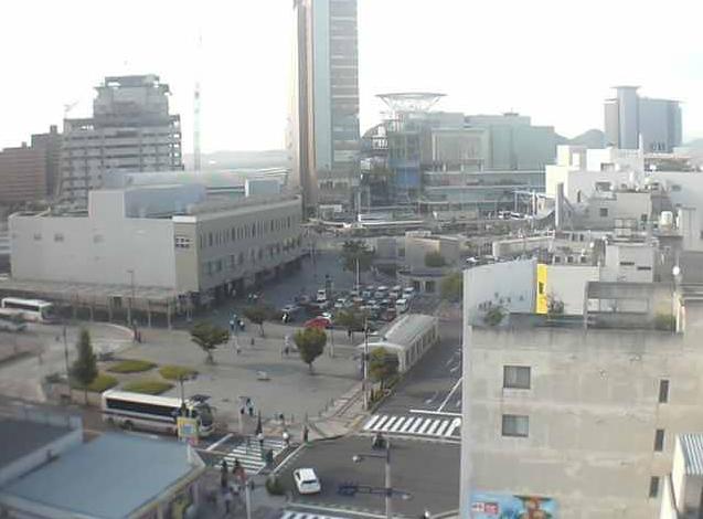 高松ターミナルホテルライブカメラは、香川県高松市浜ノ町の高松ターミナルホテルに設置されたJR高松駅が見えるライブカメラです。