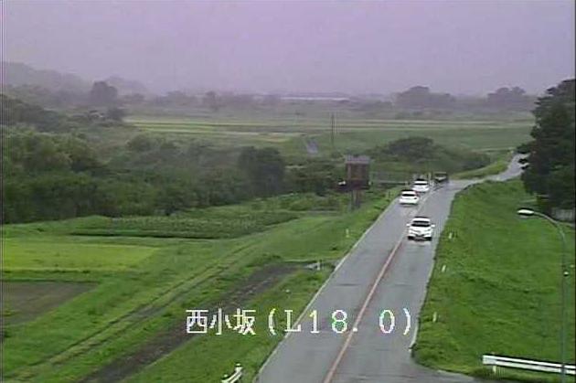 阿武隈川西小坂ライブカメラは、宮城県角田市小坂の西小坂に設置された阿武隈川が見えるライブカメラです。