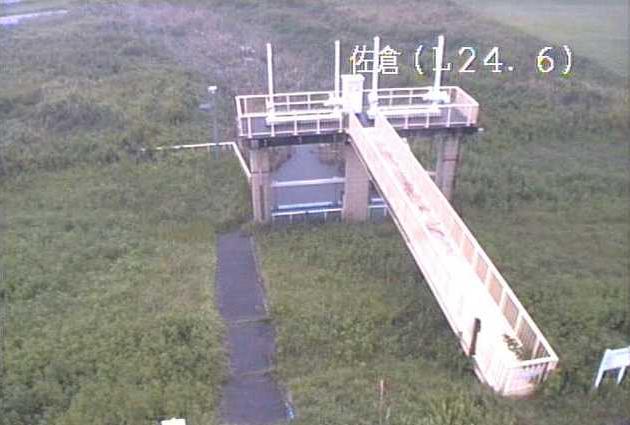 阿武隈川佐倉ライブカメラは、宮城県角田市の佐倉に設置された阿武隈川が見えるライブカメラです。