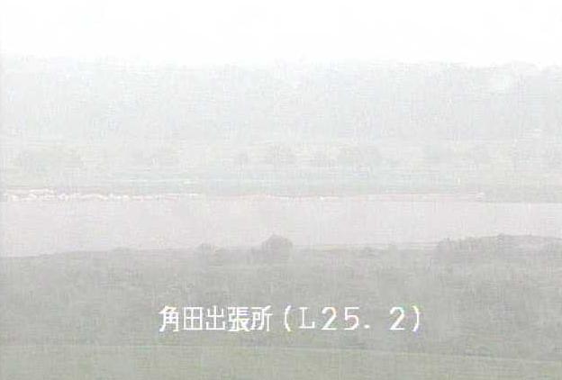 阿武隈川仙台河川国道事務所角田出張所ライブカメラは、宮城県角田市梶賀の仙台河川国道事務所角田出張所に設置された阿武隈川が見えるライブカメラです。