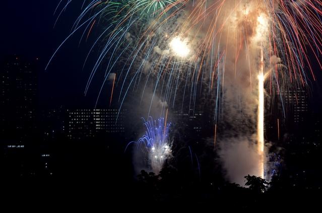 仙台七夕花火祭ライブカメラは、宮城県仙台市青葉区の日蓮宗本国寺に設置された仙台七夕花火祭(仙台七夕花火大会)が見えるライブカメラです。