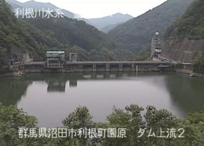 薗原ダム上流第2ライブカメラ(群馬県沼田市利根町)