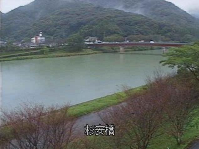 一ツ瀬川杉安橋ライブカメラは、宮崎県西都市南方の杉安橋に設置された一ツ瀬川が見えるライブカメラです。