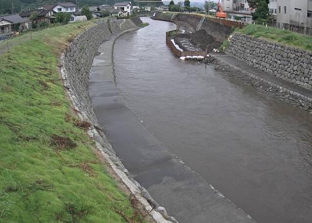黒川内牧地区工事進捗管理第1ライブカメラは、熊本県阿蘇市内牧上町の内牧地区に設置された黒川が見えるライブカメラです。
