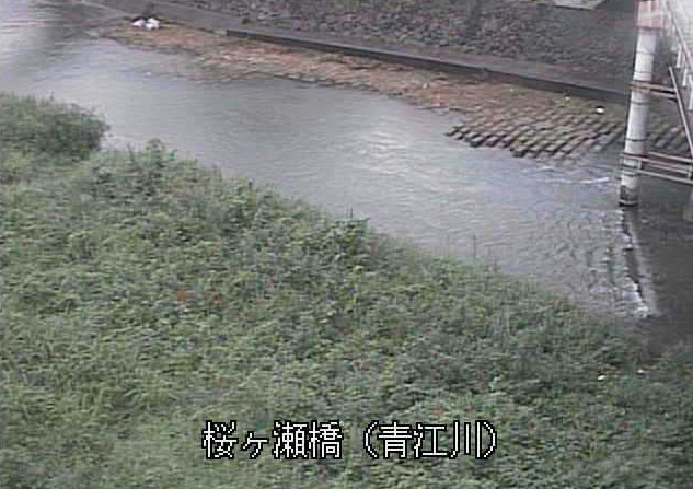 青江川桜ヶ瀬橋ライブカメラは、大分県津久見市下青江の桜ヶ瀬橋に設置された青江川が見えるライブカメラです。