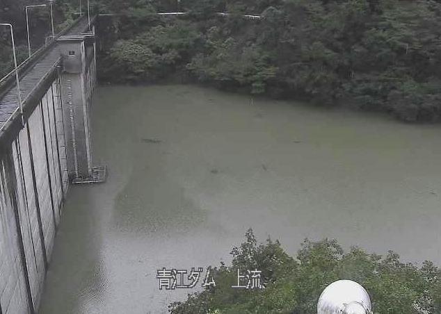 青江川青江ダム上流ライブカメラは、大分県津久見市上青江の青江ダム上流に設置された青江川が見えるライブカメラです。