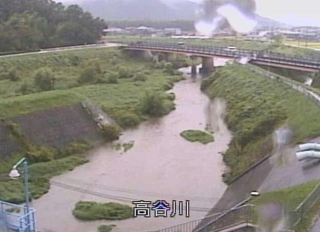 高谷川稲継ライブカメラは、兵庫県丹波市氷上町の稲継に設置された高谷川が見えるライブカメラです。