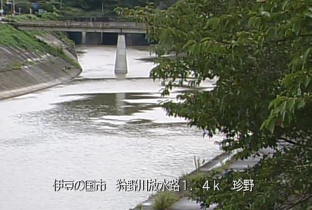 狩野川珍野ライブカメラは、静岡県伊豆の国市南江間の珍野に設置された狩野川が見えるライブカメラです。