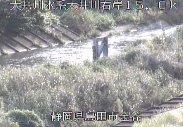 大井川金谷ライブカメラは、静岡県島田市の金谷に設置された大井川が見えるライブカメラです。