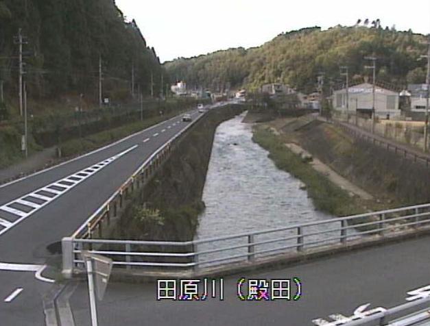田原川殿田ライブカメラは、京都府南丹市日吉町の殿田に設置された田原川が見えるライブカメラです。