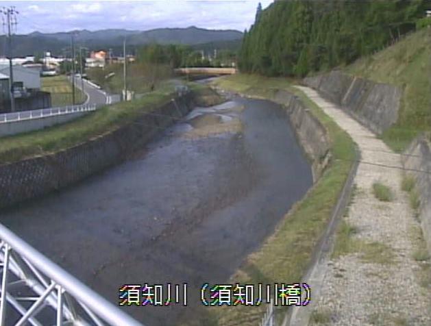 須知川須知川橋ライブカメラは、京都府京丹波町須知の須知川橋に設置された須知川が見えるライブカメラです。