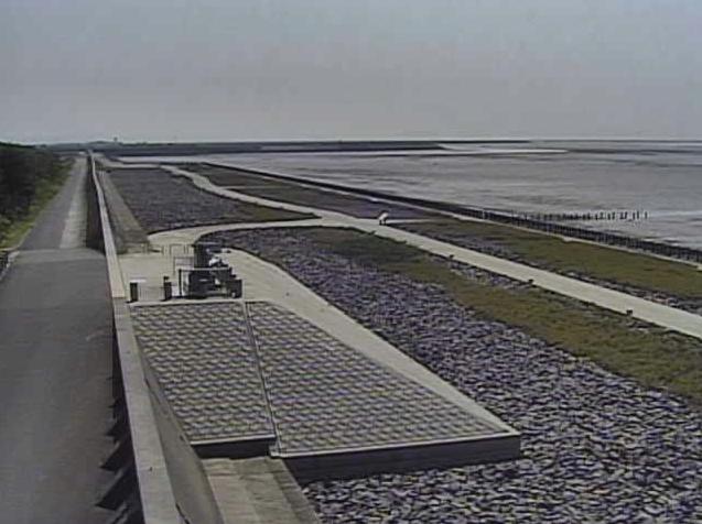有明海東与賀海岸ライブカメラは、佐賀県佐賀市東与賀町の東与賀海岸に設置された有明海が見えるライブカメラです。