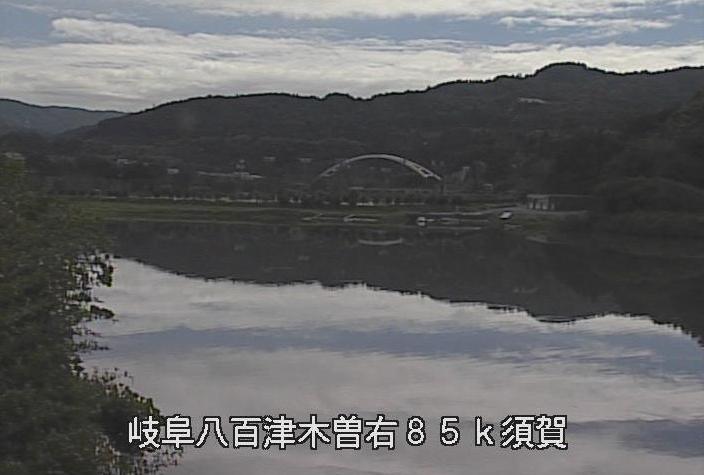 丸山ダム須賀地区ライブカメラは、岐阜県八百津町八百津の須賀地区に設置された丸山ダムが見えるライブカメラです。
