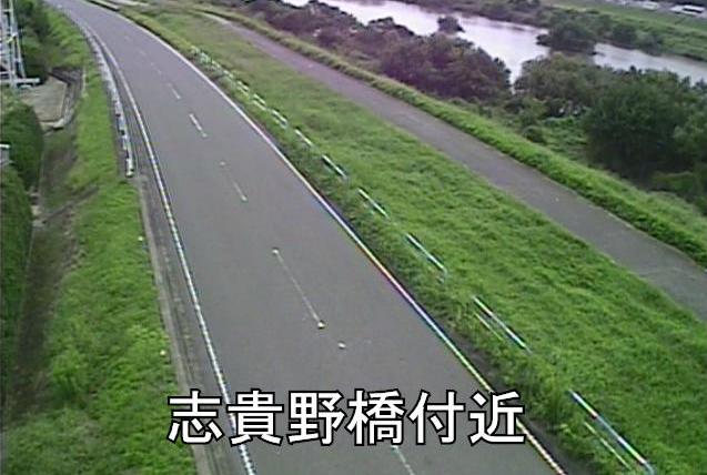 矢作川志貴野橋ライブカメラは、愛知県安城市藤井町の志貴野橋に設置された矢作川が見えるライブカメラです。
