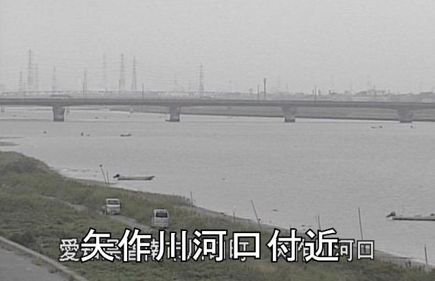 矢作川河口付近ライブカメラは、愛知県碧南市川口町の河口付近に設置された矢作川が見えるライブカメラです。