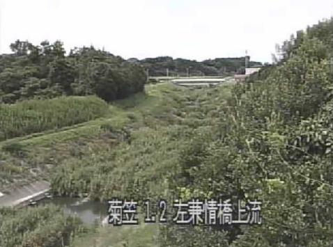 下小笠川兼情橋ライブカメラは、静岡県掛川市大坂の兼情橋に設置された下小笠川が見えるライブカメラです。