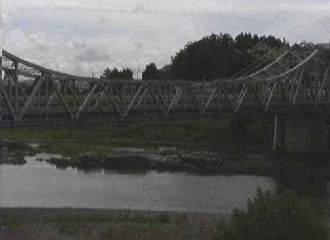 天竜川鹿島橋上流ライブカメラは、静岡県浜松市天竜区の鹿島橋に設置された天竜川が見えるライブカメラです。