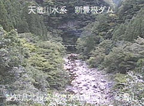 大入川琴瀬山ライブカメラは、愛知県東栄町東薗目の琴瀬山に設置された大入川が見えるライブカメラです。