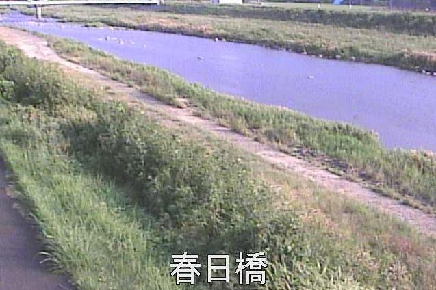 米之津川春日橋ライブカメラは、鹿児島県出水市昭和町の春日橋(春日橋水位観測局)に設置された米之津川が見えるライブカメラです。