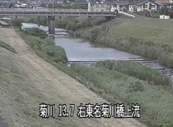 菊川東名菊川橋ライブカメラ(静岡県菊川市朝日)