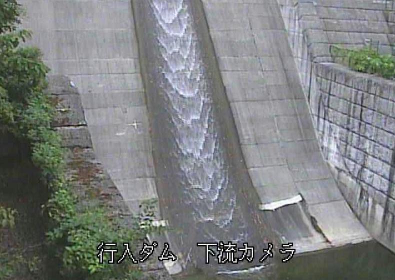 横手川行入ダム下流ライブカメラ(大分県国東市国東町)