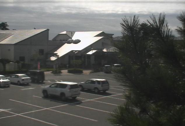 天神岬温泉しおかぜ荘ライブカメラは、福島県楢葉町北田の天神岬温泉しおかぜ荘に設置されたしおかぜ荘駐車場が見えるライブカメラです。