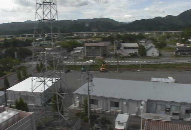 楢葉町役場屋上ライブカメラは、福島県楢葉町北田の楢葉町役場屋上に設置された□が見えるライブカメラです。
