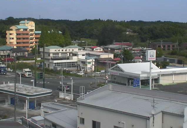 浪江町役場東側ライブカメラは、福島県浪江町幾世橋の浪江町役場に設置された浪江町内全域が見えるライブカメラです。