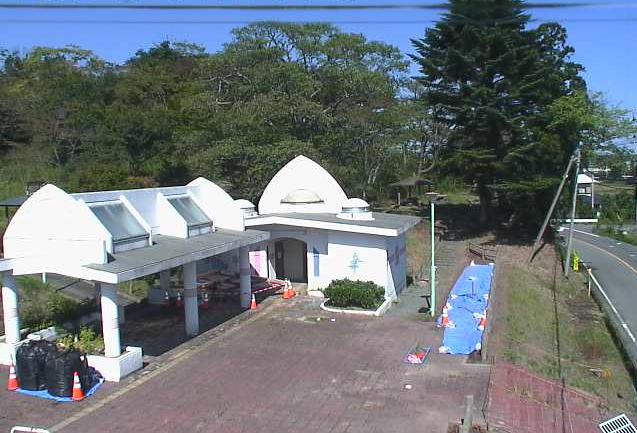 丈六公園付近ライブカメラは、福島県浪江町高瀬の丈六公園付近に設置された□が見えるライブカメラです。