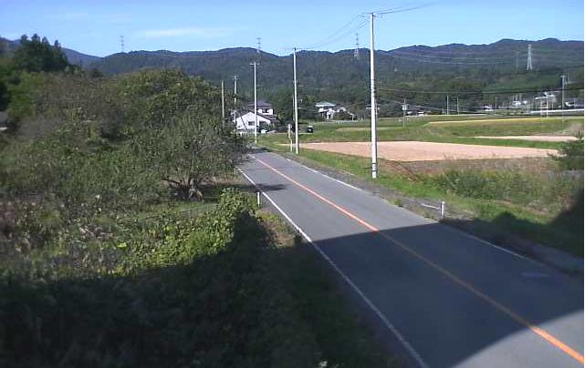 福島県道249号上浅見川小松ライブカメラは、福島県広野町上浅見川の小松に設置された福島県道249号上戸渡広野線が見えるライブカメラです。
