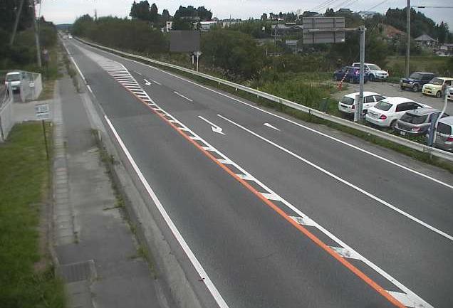 国道6号道の駅ならは付近ライブカメラは、福島県楢葉町山田岡の道の駅ならは付近に設置された国道6号が見えるライブカメラです。