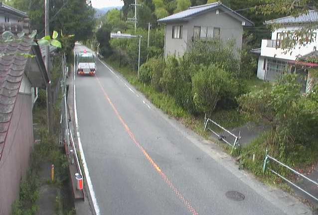 野上一区公民館東側ライブカメラは、福島県大熊町野上の野上一区公民館東側に設置された国道288号(都路街道)が見えるライブカメラです。