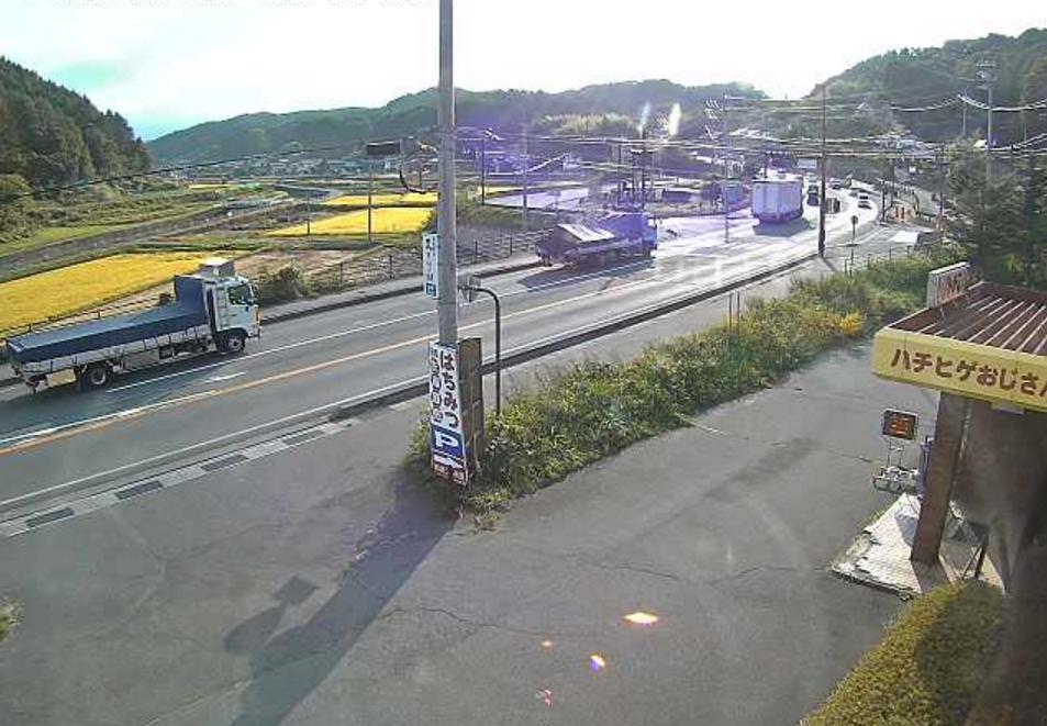 望月布施温泉入口交差点ライブカメラは、長野県佐久市布施の望月に設置された布施温泉入口交差点・国道142号(中山道)・長野県道150号百沢臼田線が見えるライブカメラです。