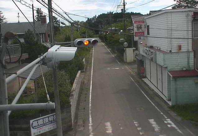 鴻草信号機交差点付近ライブカメラは、福島県双葉町鴻草の鴻草信号機交差点付近に設置された陸前浜街道が見えるライブカメラです。