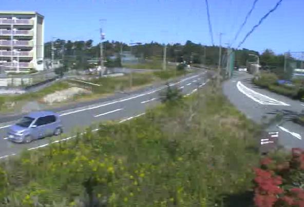 富岡町スポーツ交流館ライブカメラは、福島県富岡町小浜の富岡町スポーツ交流館に設置された富岡町道が見えるライブカメラです。