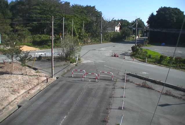 岩井戸農村広場ライブカメラは、福島県富岡町上郡山の岩井戸農村広場に設置された富岡町道が見えるライブカメラです。