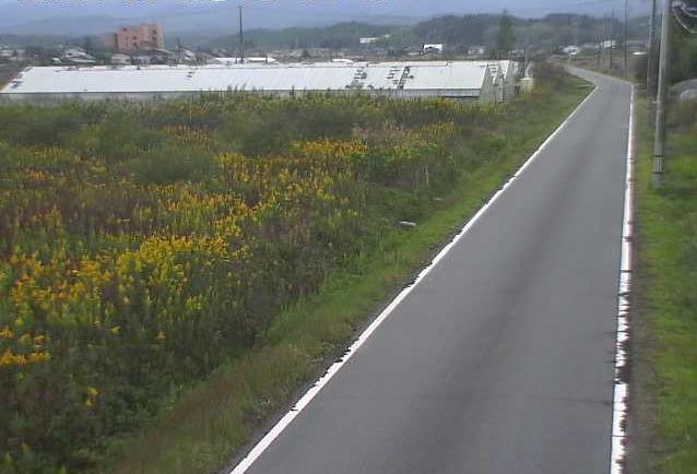 郡山谷地付近ライブカメラは、福島県双葉町郡山の郡山谷地付近に設置された双葉町道が見えるライブカメラです。